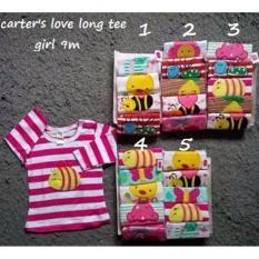 Spesifikasi Crater Long Tee Baju Lengan Panjang 5 In 1 Girls Beserta Harganya