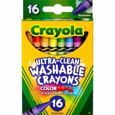 Crayola Ultra Clean Washable Crayon Regular