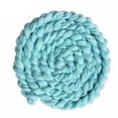 Crochet Throw Giant Rajutan Selimut Bayi Baru Lahir Fotografi Props-Intl