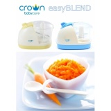 Diskon Produk Crown Blender Makanan Bayi Multi Mini Chopper Kuning