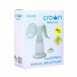 Jual Crown Manual Breastpump Pompa Asi Crown