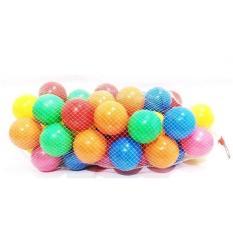 Crystal Bola Mandi Bayi Isi 25pcs Random Color