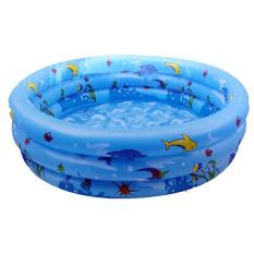 Review Crystal Kolam Renang Pool 120Cm Biru Terbaru