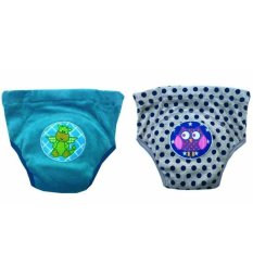Spesifikasi Cuddle Me Adjustable Training Pants Size S M Isi 2Pcs Motif Untuk Baby Boy Lengkap Dengan Harga