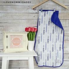 Toko Cuddleme Dry Pad Perlak Bayi Matrass Protector I Love Mommy Daddy Murah Jawa Barat