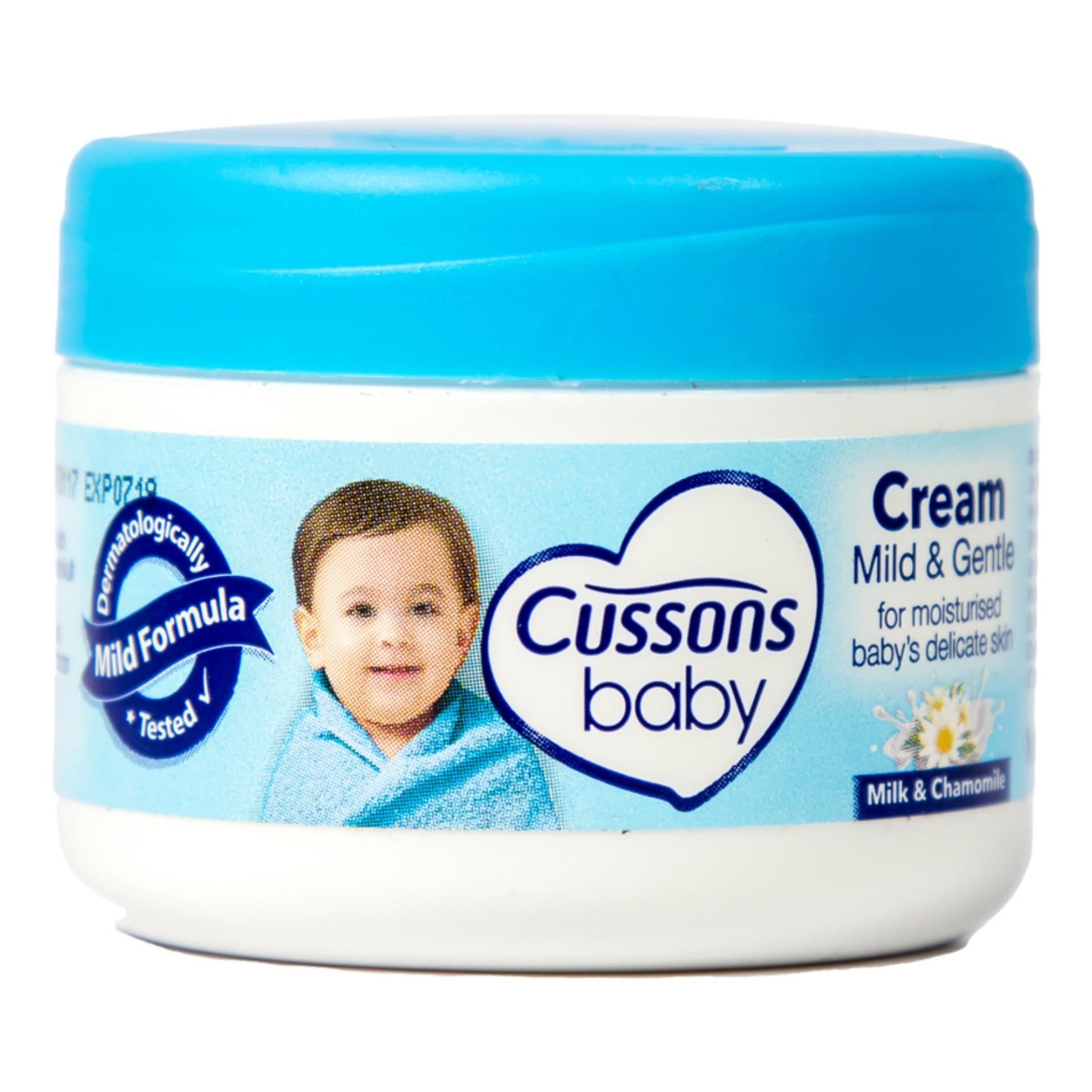 Murah Cussons Baby Cream Mild Gentle 50g Toko Perlengkapan Bayi Merries Popok Pants Good Skin Xl 16 Pulau Jawa Only