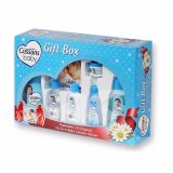 Spesifikasi Cussons Baby Gift Box Biru Paket Perlengkapan Bayi Merk Cussons