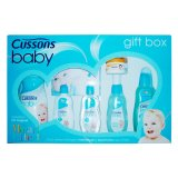 Diskon Cussons Baby Gift Box New 2012 Biru