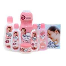 Jual Cussons Baby Gift Box Pink Paket Perlengkapan Bayi Cussons Original