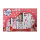 Harga Cussons Baby Gift Box Pink Paket Perlengkapan Bayi Yg Bagus