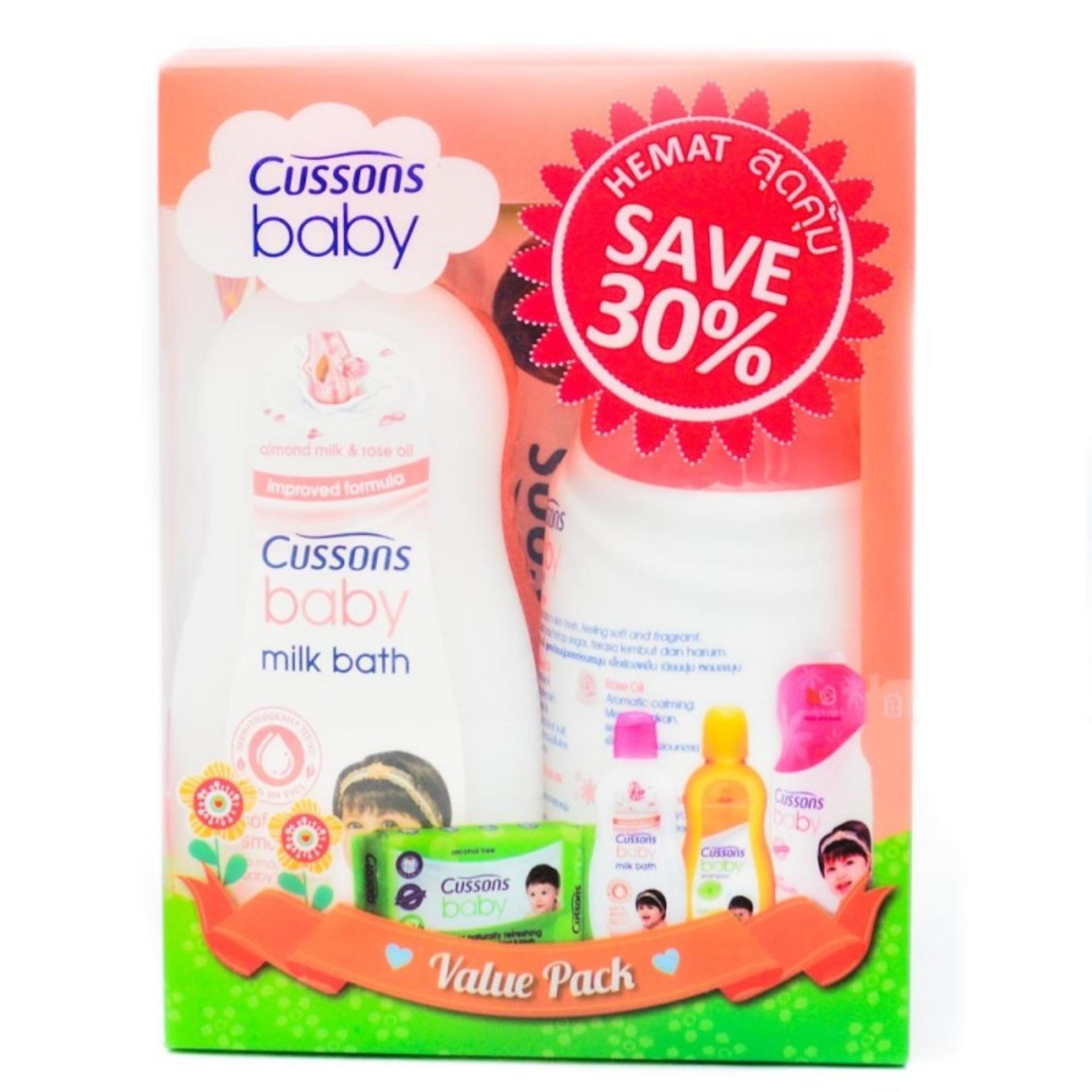 Diskon Cussons Baby Purple Bag Complete Care Set Toko Perlengkapan Dalam Kemasan Berisi 4 Pcs Value Pack Mandi Bayi