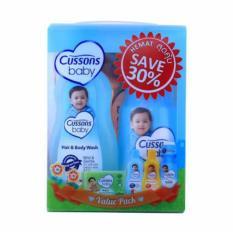 Jual Beli Wulanda Cussons Value Pack Bedak Laution Tisu Basah Bayi Di Jawa Barat