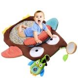 Beli Cute Baby Aktivitas Pendidikan Puzzle Bermain Tikar Baby Crawling Rug Karpet Lantai Gym Game Play Tikar Intl Kaituo