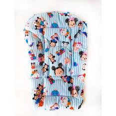Harga Hemat Cute Baby Seat Pad Cup Cake Alas Stroller