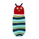 Daftar Harga Lucu Caterpillar Bayi Baru Lahir Anak Bayi Baju Rajut Setelan Anak Fotografi Oem