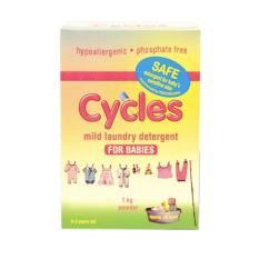 Harga Cycles Powder Mild Detergent 1 Kg New