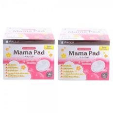Harga Dacco Mama Pad Flower Breast Pad 56 Pcs 2 Pack Original