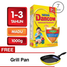 Review Toko Dancow 1 Excelnutri Madu 1000 Gr Bundle 7 Gratis Grill Pan