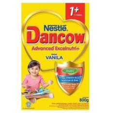Spesifikasi Dancow 1 Vanilla 800Gr Beserta Harganya