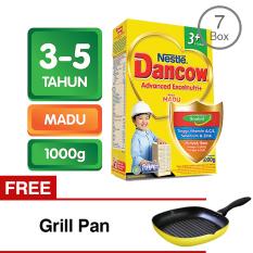 Dancow 3 Excelnutri Madu 1000 Gr Bundle 7 Gratis Grill Pan Terbaru