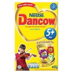 Dancow 5 Vanilla Excelnutri 1 Kotak Original