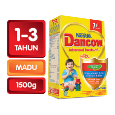 Daftar Harga Dancow Advanced Excelnutri 1 Madu Box 1 5Kg 2X750G Dancow