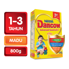 Dancow Advanced Excelnutri 1 Madu Box 800G Dancow Diskon