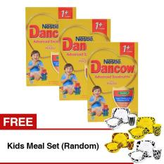 Spesifikasi Dancow Advanced Excelnutri 1 Madu Box 800G Bundle Isi 3 Box Free Kids Meal Set Yg Baik