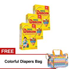Beli Dancow Advanced Excelnutri 1 Usia 1 3 Tahun Madu 800Gr Bundle Isi 3 Box Free Colorful Diapers Bag Kredit