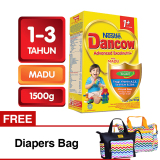 Beli Dancow Advanced Excelnutri 1 Usia1 3 Tahun Madu 1500Gr Free Diapers Bag Murah Di Indonesia