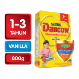 Dancow Advanced Excelnutri 1 Vanila Box 800G Terbaru