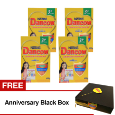 Toko Dancow Advanced Excelnutri 3 Vanila 800Gr Isi 4 Box Free Anniversary Black Box Terlengkap Indonesia