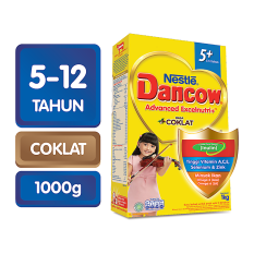 Toko Dancow Advanced Excelnutri 5 Coklat Box 1Kg Dancow Online