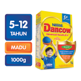 Model Dancow Advanced Excelnutri 5 Madu Box 1Kg Terbaru