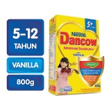 Jual Dancow Advanced Excelnutri 5 Vanila Box 800G Branded Murah