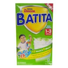 Pusat Jual Beli Dancow Batita Nutri Tat Vanila Susu Pertumbuhan 1 3 Tahun Box 1Kg Indonesia