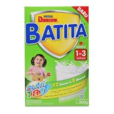 Pusat Jual Beli Dancow Batita Nutri Tat Madu Susu Pertumbuhan 1 3 Tahun Box 800G Indonesia