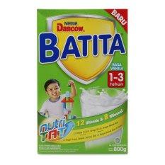 Beli Dancow Batita Nutri Tat Vanila Susu Pertumbuhan 1 3 Tahun Box 800Kg Murah
