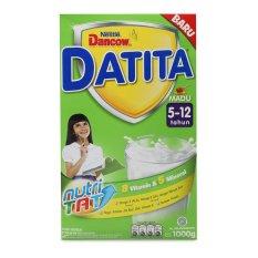 Harga Dancow Datita Nutri Tat Madu Susu Pertumbuhan 5 12 Tahun Box 1Kg Di Indonesia