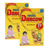 Jual Dancow Advanced Excelnutri 1 Cokelat Box 800G Bundle Isi 2 Box