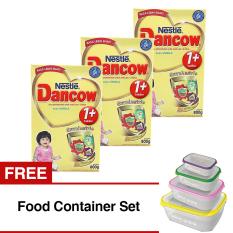 Perbandingan Harga Dancow Excelnutri 1 Usia 1 3 Tahun Vanila 800Gr Isi 3 Gratis Food Container Set Dancow Di Indonesia