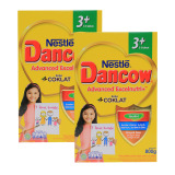 Dancow Advanced Excelnutri 3 Cokelat Box 800G Bundle Isi 2 Box Dancow Diskon 30