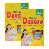 Ulasan Mengenai Dancow Advanced Excelnutri 3 Vanila Box 800G Bundle Isi 2 Box