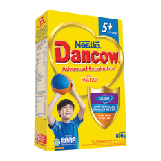 Jual Dancow Advanced Excelnutri 5 Madu Box 800G Online Di Indonesia