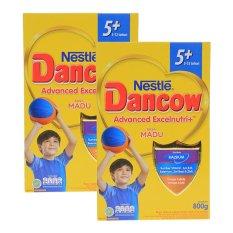 Harga Dancow Advanced Excelnutri 5 Madu Box 800G Bundle Isi 2 Box Dancow Jawa Barat