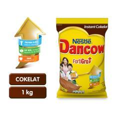 Spesifikasi Dancow Fortigro Instant Cokelat Pouch 1Kg Yang Bagus