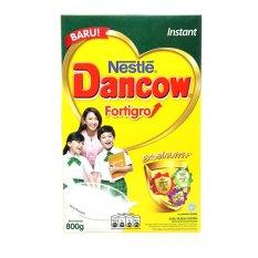 Harga Dancow Instant Fortigro Excelnutri Susu Pertumbuhan 800Gr Paling Murah
