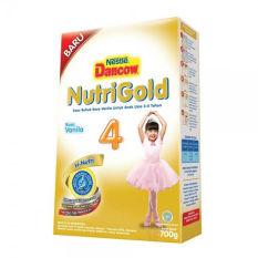 Review Dancow Nutrigold 4 Vanila 700 Gr Nestle Di Indonesia