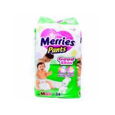 Jual Dapat 2 Pack Merries Pants Good Skin M 34 Import