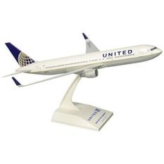 Daron Skymarks United 767-300ER Post Co Merger Liv Model Kit (1/150 Scale) - intl